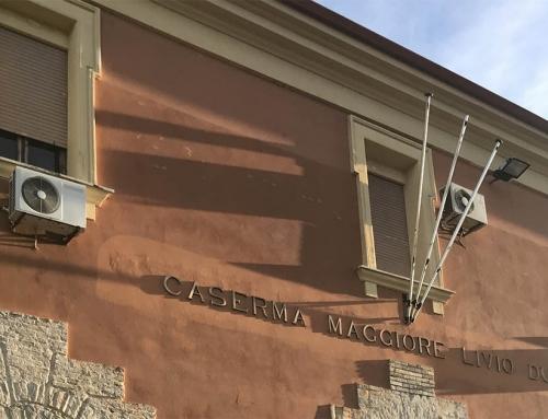 Cagliari – Caserma Cascino – Lavori di risanamento conservativo e adeguamento a norma n°9 fabbricati atti alla ricollocazione del Comando Provinciale dei Carabinieri di Cagliari