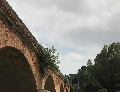 ANAS SPA – Lavori di consolidamento e restauro del ponte Termini al Km 49+300